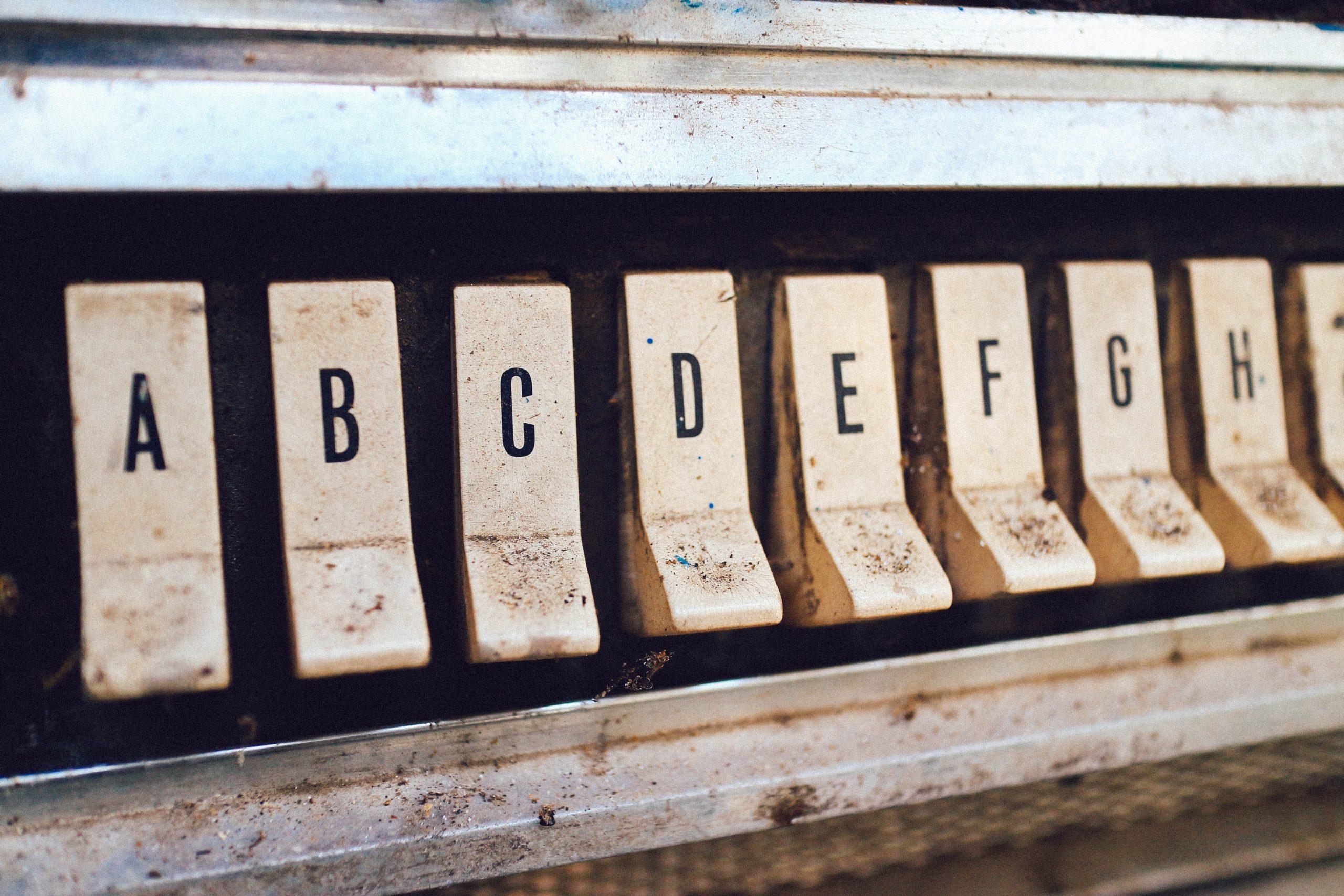 Hogyan válassz megfelelő betűtípust az arculatodhoz?